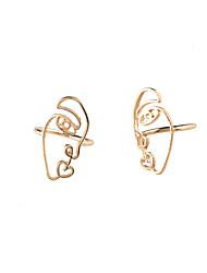 cheap -Ring Gold Silver Alloy Ladies Personalized Unique Design / Women's