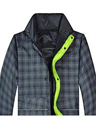 cheap -Rain coat PVC Unisex All Season Waterproof Odor Free Wind Proof Foldable Water Resistant Reflective Reflective Strip Breathable Kits