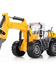 Недорогие -Игрушечные машинки Пляжные игрушки Инерционная машинка Грузовик Экскаватор XL Железо для Универсальные