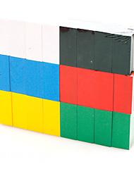 Недорогие -Образовательные игры с карточками Конструкторы Квадратный Соревнование Домино и игры с костями Детские Игрушки Подарок