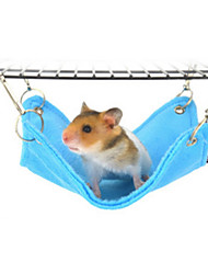 cheap -Rodents / Hamster Plush Beds Blue / Pink