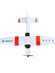 Недорогие -Самолет на радиоуправлении WLtoys F949 3-канальн. 2.4G КМ / Ч