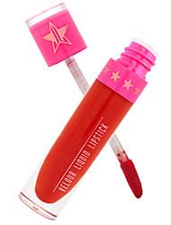 Недорогие -15 цветов Повседневный макияж Инструменты для макияжа Жидкость Блеск для губ Не тестировалось на животных / Не содержит формальдегидов Сухие / влажный / Матовое стекло