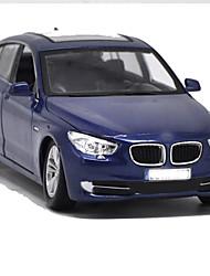 Недорогие -Модель авто Мотоспорт Музыка и свет Железо Мини-автомобиль Транспортные средства Игрушки для вечеринки или подарок на день рождения для детей