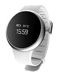 Недорогие -A98 Универсальные Умный браслет Android iOS Bluetooth Спорт Водонепроницаемый Пульсомер Контроль APP Измерение кровяного давления / Датчик для отслеживания сна / будильник / Датчик частоты пульса
