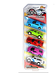 cheap -Toy Car Die-Cast Vehicle Motorcycle Police car Horse Unisex Boys' Toy Gift