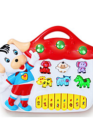 Недорогие -Электронная клавиатура Обучающая игрушка Пластик Веселье Детские Игрушки Дары