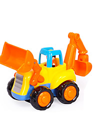 cheap -HUILE TOYS Dozer Large Size Plastics Mini Car Vehicles Toys for Party Favor or Kids Birthday Gift / Kid's