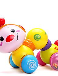 Недорогие -HUILE TOYS Игрушечные машинки Аксессуары для кукольного домика Музыкальная игрушка Обучающая игрушка Электрический Пластик для Детские
