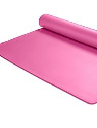 Недорогие -Йога коврики Противоскользящий НБР Для Синий, Розовый, Фиолетовый
