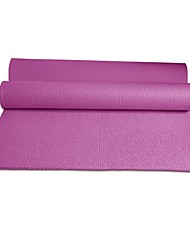 cheap -Yoga Mats Non Slip TPE For Purple Evergreen Vivid Pink