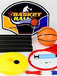 cheap -Balls Basketball Toy Racquet Sport Toy Sports Basketball Plastics Kid's Boys' Toy Gift