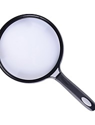 cheap -OJADE 5.5 Inch 2.5X Extra Large Document Magnifying Glass for Reading --1 pcs