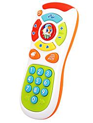 Недорогие -Игрушки на пульте управления музыкальная шкатулка Игрушечные телефоны Наборы для моделирования Игрушечный пульт Пульт управления моделирование Материал для Детские Мальчики Девочки