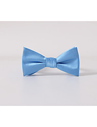 cheap -Men's Solid / Casual Bow Tie - Solid Colored