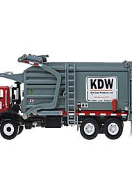 Недорогие -KDW Игрушечные машинки Модели автомобилей Экскаватор Металлический сплав Железо для Универсальные
