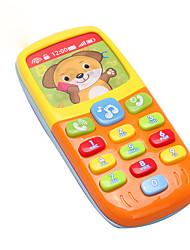 Недорогие -Игрушечные телефоны Наборы для моделирования моделирование Пластик для Детские Мальчики Девочки