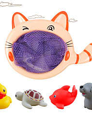 cheap -Bath Toy Fishing Toy Duck Fish Plastics Silicone Kid's Toy Gift 1 pcs