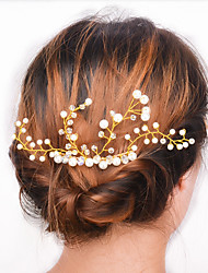 Недорогие -Европы и США внешней торговли моды аксессуары для волос контракт джокер свадьбу расческа волосы женщины a0081 спокойно элегантный жемчуг