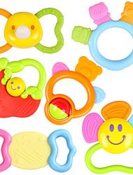 cheap -Building Blocks compatible Plastics Silica Gel Legoing Fun Classic Toy Gift / Kid's