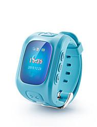 cheap -Smartwatch Digital Rubber Blue / Silver / Pink Digital Blue Pink