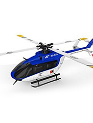 cheap -RC Helicopter XK K124 6CH 3 Axis 2.4G Brushless Electric - Remote Control / RC