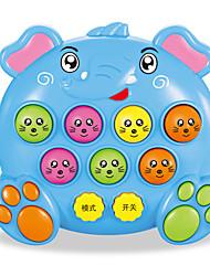 Недорогие -Игра Gopher Слон Веселье Электрический Пластик Дерево Детские Игрушки Подарок