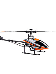 cheap -RC Helicopter WLtoys V950 6 Channel 6 Axis 2.4G Brushless Electric Ready-to-go Hover / Aerobatics Remote Control / RC / Big Helicopter / Flybarless