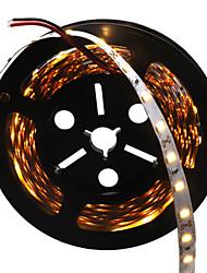 cheap -HKV® 5M LED Light Strips Flexible Tiktok Lights 5730SMD 10mm 300 LED Warm White Cool White Flexible LED Light Bar Strip Non-Waterproof indoor Home Decoration