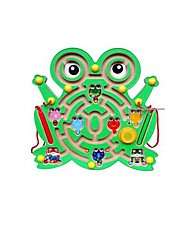 cheap -Maze Magnetic Maze 1 pcs Wooden Magnetic Boys' Kid's Toy Gift