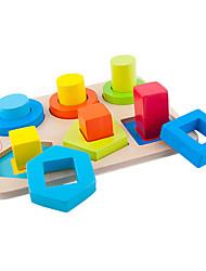 cheap -Montessori Teaching Tool Building Blocks Baby Blocks Educational Toy Education Classic Cool Boys' Gift