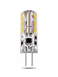 cheap -2.5 W LED Bi-pin Lights 140-150 lm T 24 LED Beads SMD 4014 Decorative Warm White Natural White White 12 V / 1 pc