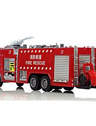 Недорогие -KDW Железо Строительная техника Пожарная машина Экскаватор Игрушечные грузовики и строительная техника Игрушечные машинки Модель авто моделирование Детские Игрушки на солнечных батареях