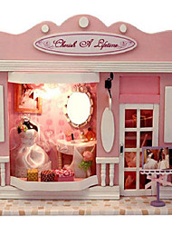cheap -CUTE ROOM Model Building Kit DIY Furniture House Plastics Wooden Classic Elegant & Luxurious Unisex Toy Gift