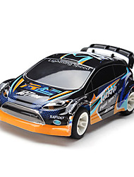 cheap -RC Car WLtoys A242 2.4G Buggy (Off-road) / Car / Drift Car 1:24 Brush Electric 35 km/h Remote Control / RC / Rechargeable / Electric