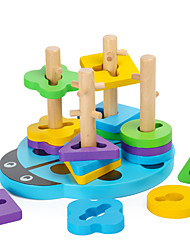 cheap -Building Blocks Construction Set Toys Shape Sorter Toy compatible Legoing Fun Classic Boys' Girls' Toy Gift / Educational Toy