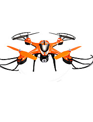 cheap -RC Drone SJ  R / C T30-C 4 Channel 2.4G With HD Camera 720P RC Quadcopter One Key To Auto-Return / Hover / With Camera RC Quadcopter / Remote Controller / Transmmitter / Camera