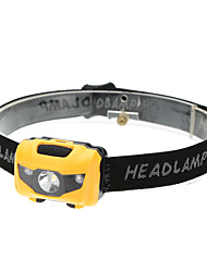 cheap -Headlamps LED 500 lm 4 Mode LED Lightweight Camping/Hiking/Caving Everyday Use Cycling/Bike Hunting