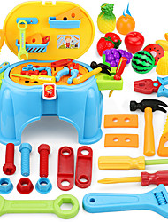 cheap -Construction Tool Toy Tool Tool Box Boys' Safety Kid's