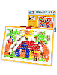cheap -Jigsaw Puzzle Mosaic Kit Mushroom Fun Classic Toy Gift
