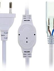 Недорогие -220 V Осветительная арматура Пластик Электрическая вилка
