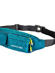 cheap -Fanny Pack Front Backpack Waist Bag / Waist pack <10 L for Mountain Bike / MTB Running Marathon Camping / Hiking Sports Bag Multifunctional Cycling Scratch-resistant Nylon All Running Bag
