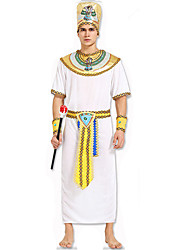 cheap -Roman Costumes Cosplay Cosplay Costume Party Costume Men's Halloween Carnival Festival / Holiday Spandex Chinlon Men's Carnival Costumes Other Vintage / Hat