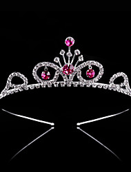 cheap -Crystal / Rhinestone / Alloy Tiaras / Headbands with 1 Wedding / Special Occasion / Party / Evening Headpiece