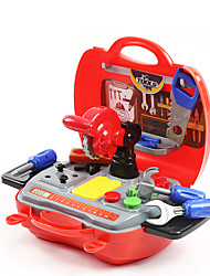 cheap -Construction Tool Toy Kitchen Set Pretend Play Boys' Safety Simulation Kid's