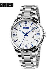 cheap -Men's Sport Watch Smartwatch Wrist Watch Quartz Metal Multi-Colored 30 m Water Resistant / Waterproof Calendar / date / day Creative Analog Ladies Charm Classic Fashion Dress Watch - Gold Black Blue