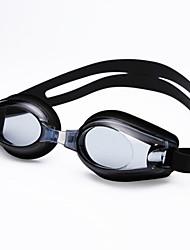 cheap -Swimming Goggles Swimming Goggles Silica Gel Black