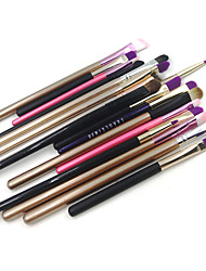 cheap -Professional Makeup Brushes Blush Brush 5pcs Mink Hair / Pony / Horse Wooden / Aluminium Others Brushes for / Artificial Fibre Brush