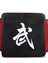 cheap -Boxing Pad For Taekwondo Boxing Form Fit PU Leather Red+Black