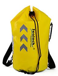Недорогие -Sealock 25 L Водонепроницаемый сухой мешок Водонепроницаемый рюкзак для Ныряние / гребля На открытом воздухе
